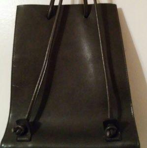 Mondani Bags - Hunter green Mondani backpack purse